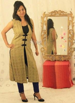 Embroidered Multipurpose Jacket