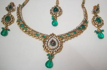 Traditional Necklace 1