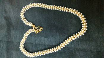 Traditional Pearl Mala