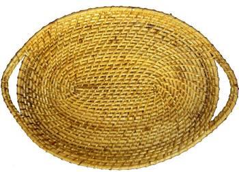Cane Fruit Tray-Oval