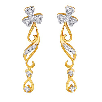 Traditional Shape Earring