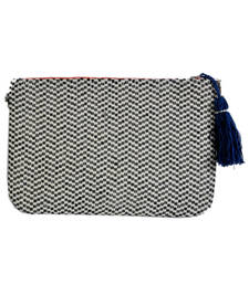 Buy blue rug pouch wallet online