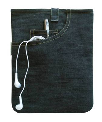 Clean Planet Denim Classic - Classic Blue Tablet Sleeve