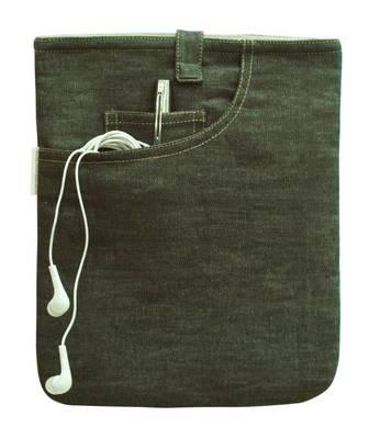 Clean Planet Denim Classic - Classic Black Tablet Sleeve