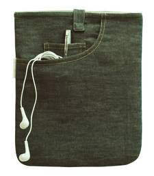 Buy Denim Classic - Classic Black Tablet Sleeve ipad-cover online