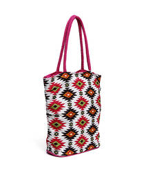 Buy Pinkpitch Zigzag Tote CCHB014 tote-bag online