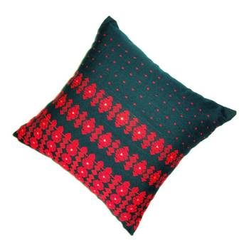 Exquisite Hand woven cotton cushion covers from Weavers of Assam