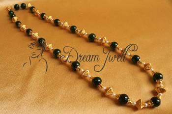 Gorgeous Handmade Designer Green Necklace