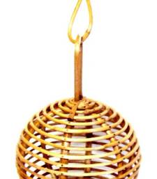 Handmade Cane hanging lamp shade round shop online