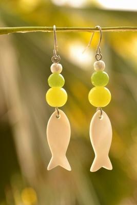 Designer Pair of Earrings