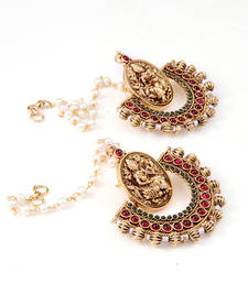 Buy Designer Earring NROY 104 danglers-drop online