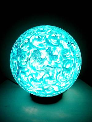 Blue Mint-Lollipop Table lamps