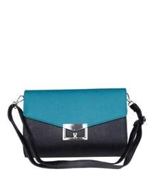 Buy Just Women Aqua Hand Purse sling-bag online