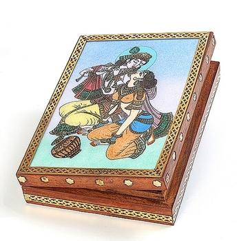 Real Gem Stone Jewellery Box-011