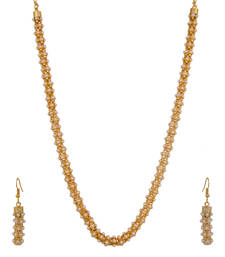 Buy Beads Studded Necklace Set necklace-set online