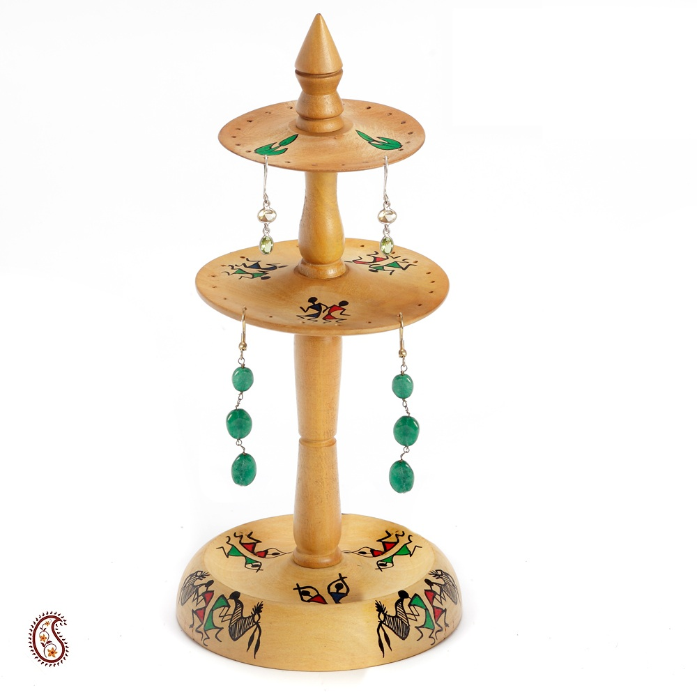 Earring stand buy online tabla
