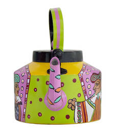 Buy Rock n roll hand painted kettle tea-kettle online