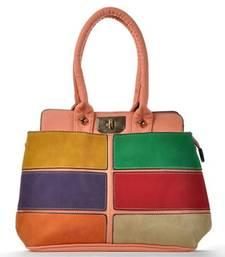 Buy Beautiful Multicolour Hang Bag handbag online
