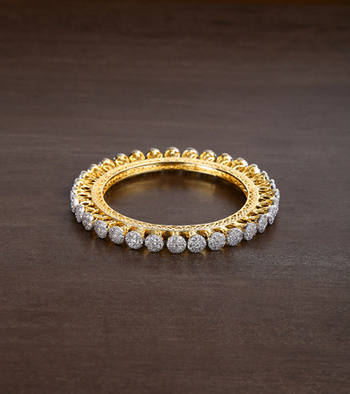 High Quality Traditional Pacheri With Zircon Setting