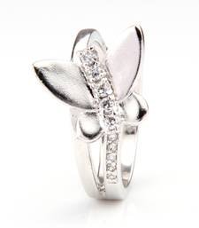 Buy Silver Ring with Butterfly gifts-for-her online