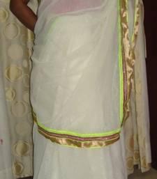 Buy saree shimmer-saree online