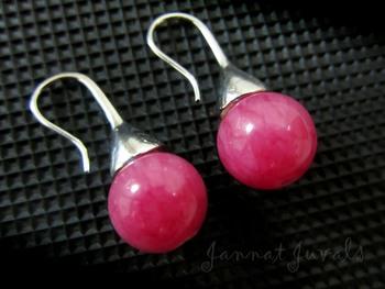 Cute Pink Earrings