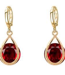 Red Diamond hoops