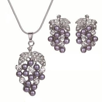 Silver Pearl pendants