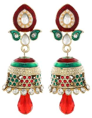 Red Green Jhumki