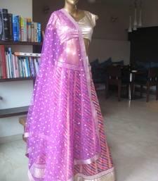 Buy Pink & Purple Lehenga lehenga-choli online