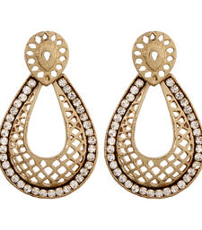 Buy Casual fashion earrin danglers-drop online