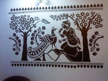 Large Ashok Vatika Ethnic Indian