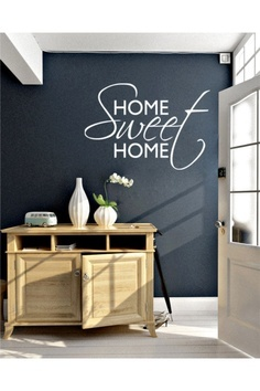 Medium Home Sweet Home Wall Decal Quotes