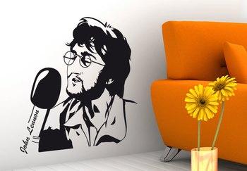Small John Lennon Wall Decal Modern Graphic