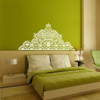 Small Traditional Design Wall Decal Modern Graphic