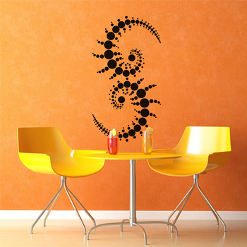 Medium Inverted Commas Wall Decal Modern Graphic