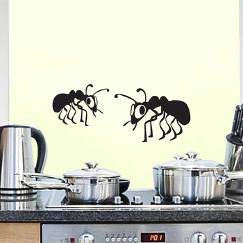 Small Ants Wall Decal Birds and Animal