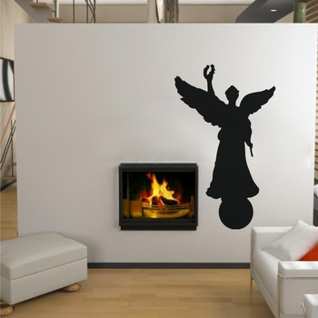 Medium Gabriel Wall Decal Modern Graphic