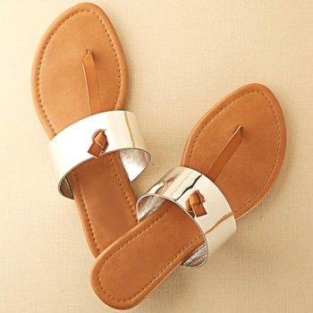 Brown plain fancy fabric footwear