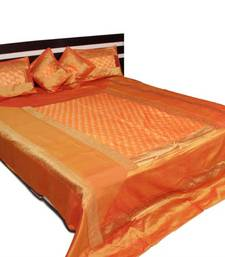 Buy Designer Brocade bed cover other-home-furnishing online