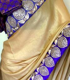 Buy RICH LOOK georgette-saree online