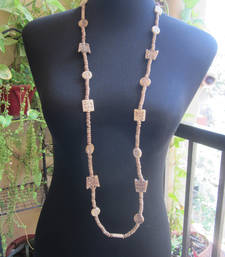 Buy Brown stone necklaces Necklace online