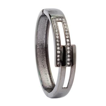 Black Titanium bangles-and-bracelets