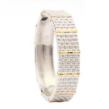 Silver Silver bangles-and-bracelets