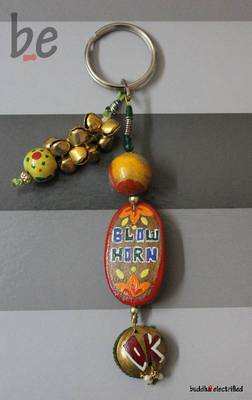 Key Chain - Horn Ok