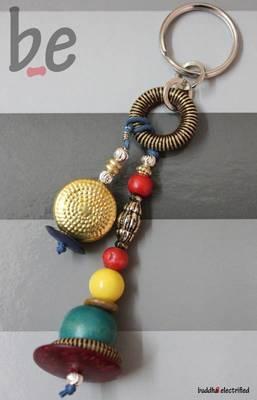 Key Chain - Rangoli