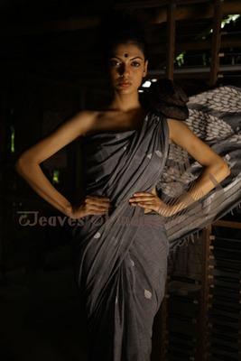 Elegant Jamdani Saree