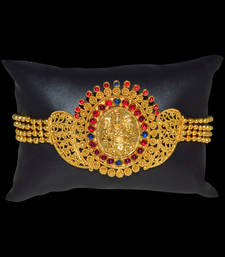 Buy ruby kemp traditional temple design bajuband bajuband online