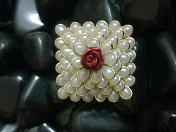 Pacchi Flower Ring