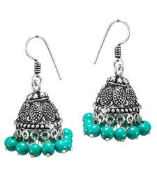 Buy Indain Style Turiques Color Jhumki jhumka online